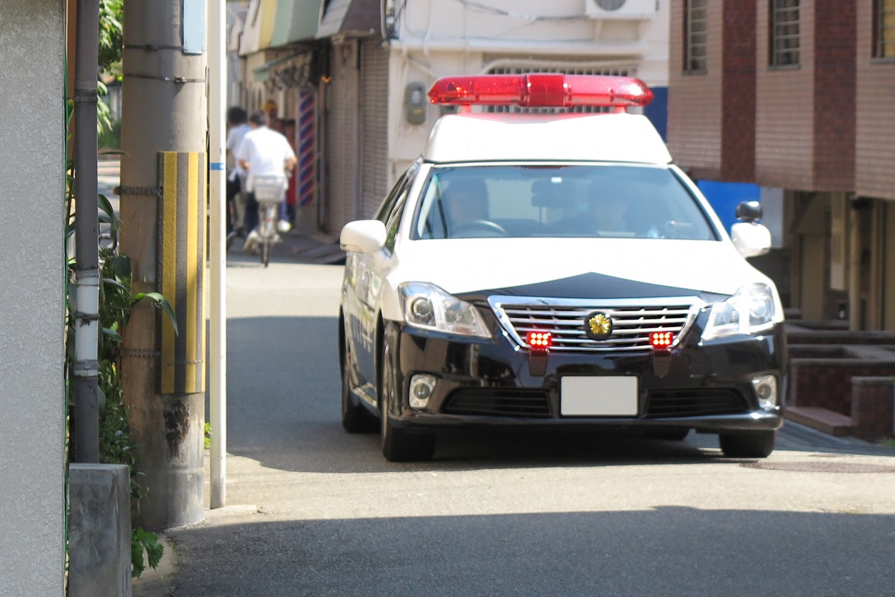 弘明寺駅前の逃走中事件のイメージ画像